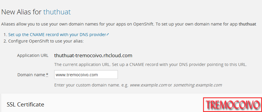 change domain cloudflare